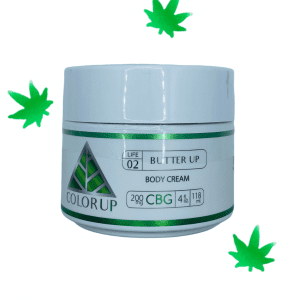 Butter Up Body Cream by Color up Therapeutics
